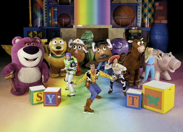 Disney on Ice presents Disney Pixar's Toy Story 3