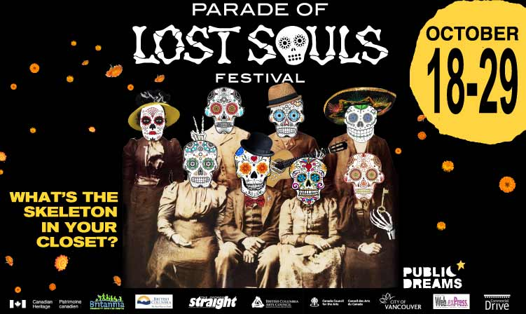 Parade of Lost Souls 2011