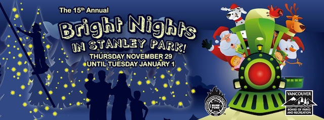 Bright Nights in Stanley Park 2012