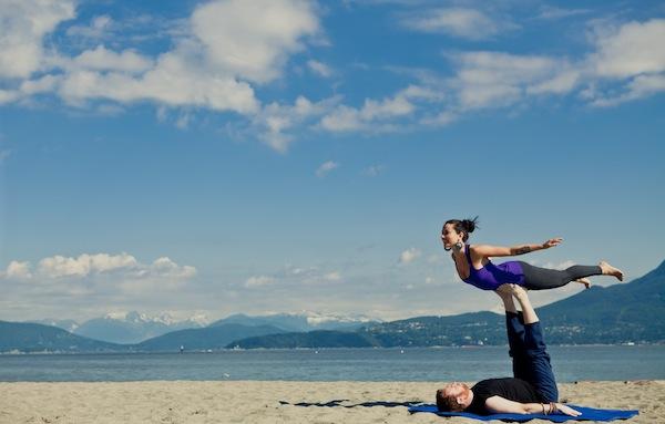 Contact Partner Yoga