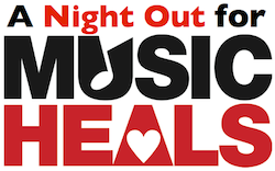 A Night Out For Music Heals