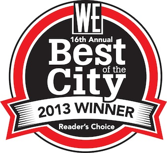 WE Vancouver Best of the City Winner