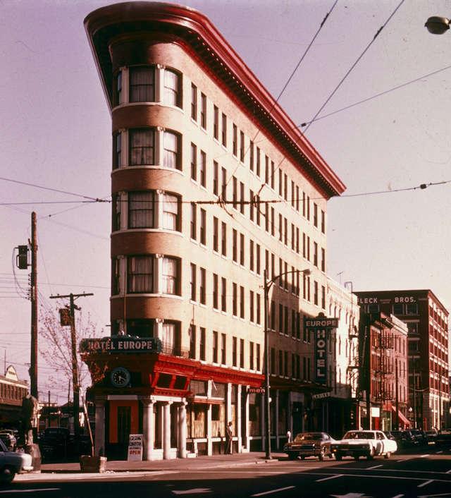 hoteleurope1970s