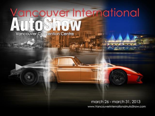 Vancouver International Auto Show 2013