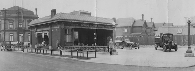 Vancouver History: Imperial Oil 1920