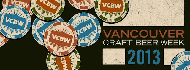 Vancouver Craft Beer Week 2013