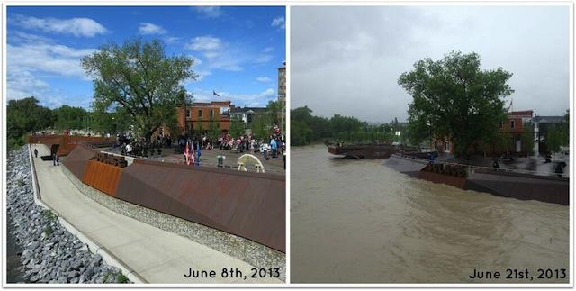 Calgary Alberta Flooding - Mike Morrison