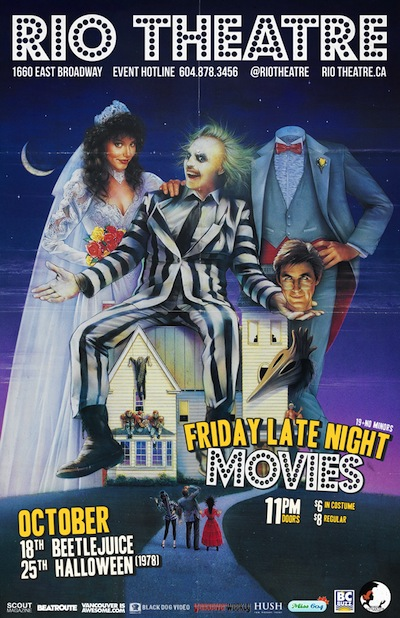 October 2013: Friday Late Night Movies at the Rio Theatre ...