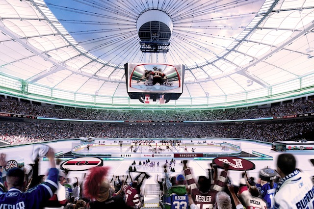 NHL Heritage Classic Canucks and Senators Tickets on Sale Now