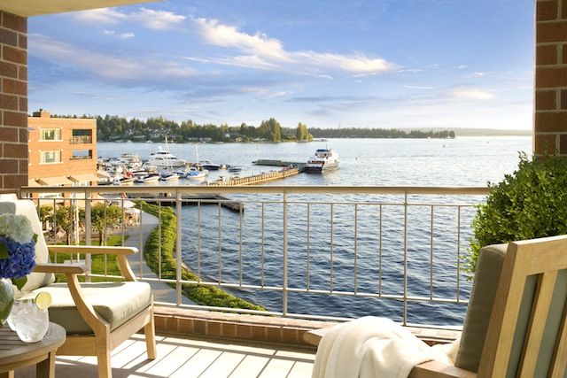 Woodmark Hotel And Spa Boat Rental In Kirkland Washington State