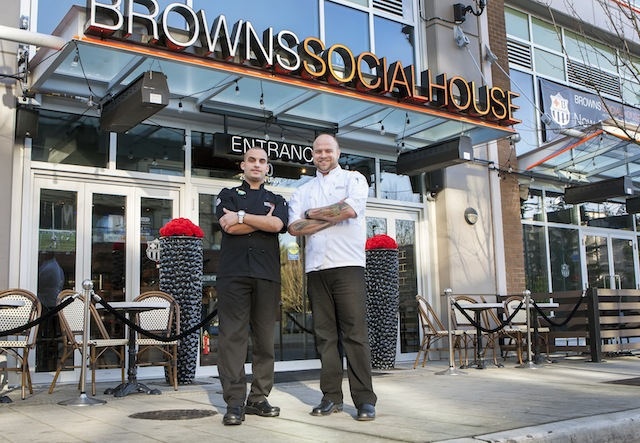 Browns Social House Restaurant Victoria Bc