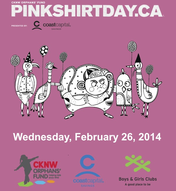 Pink Shirt Day Ladies Luncheon » Vancouver Blog Miss604