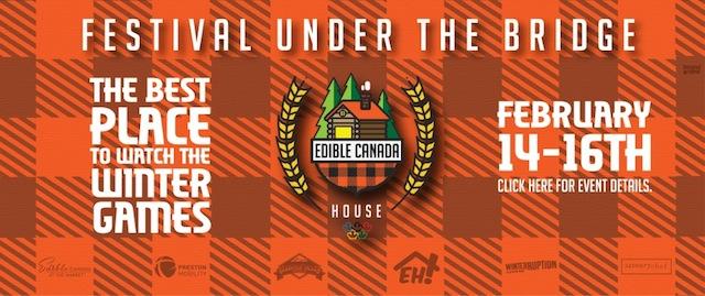 Edible Canada House
