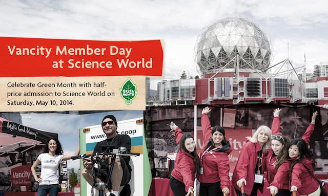 VancityMemberDay-ScienceWorld