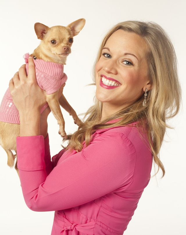 Theatre Under The Stars Legally Blonde The Musical