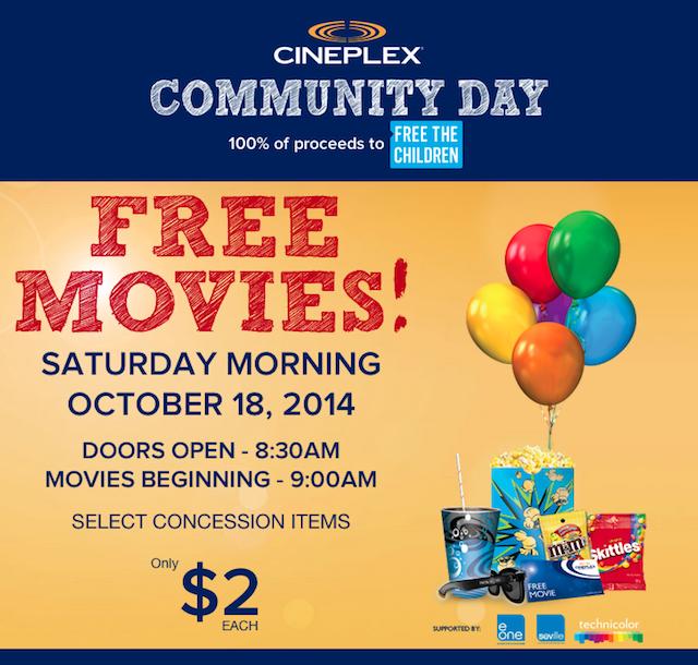 cineplexcommunityday