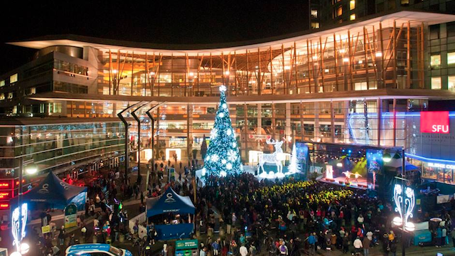 3 Reasons To Attend The Surrey Tree Lighting Festival