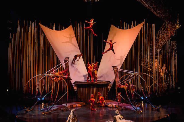 Cirque du soleil varekai in vancouver vancouver blog miss604 for Espectaculo circo de soleil