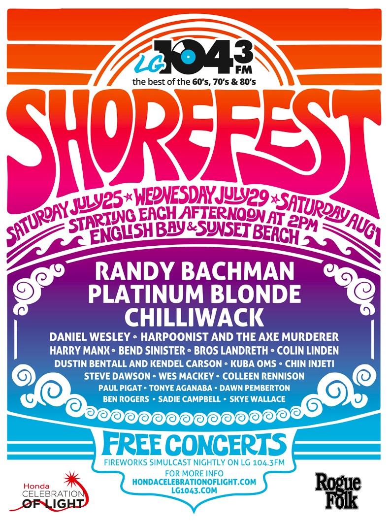 SHOREFEST2015