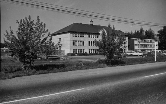 QueenElizabethSchool1960s