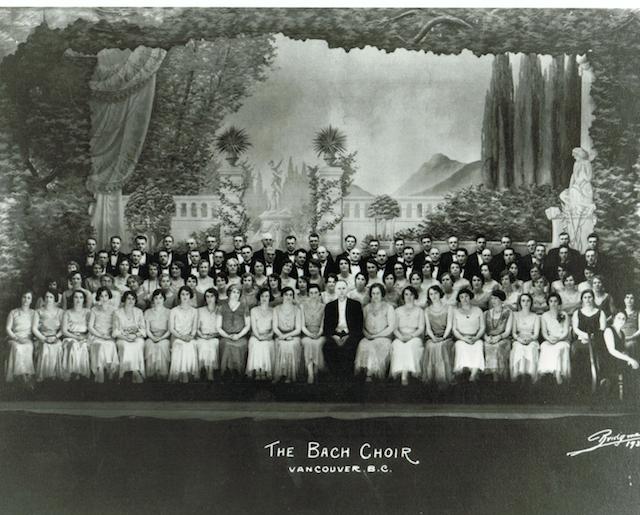 VancouverBachChoir1932