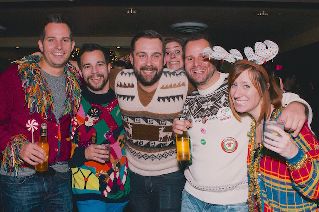 Win Tickets to the Original Ugly Sweater Christmas Party ...
