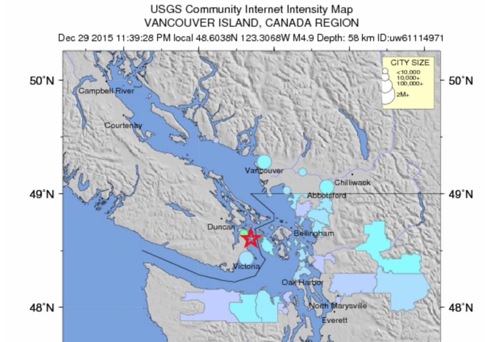 VancouverEarthquake
