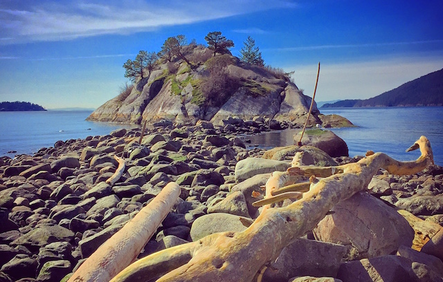 Whyte Islet, Whytecliff Park