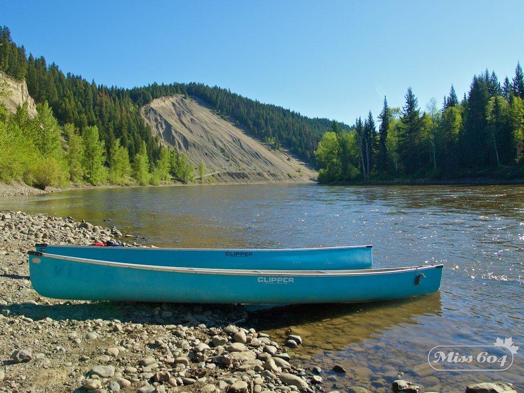 Prince George - Nechako River