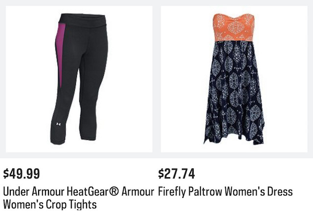 Sport Chek Mother's Day