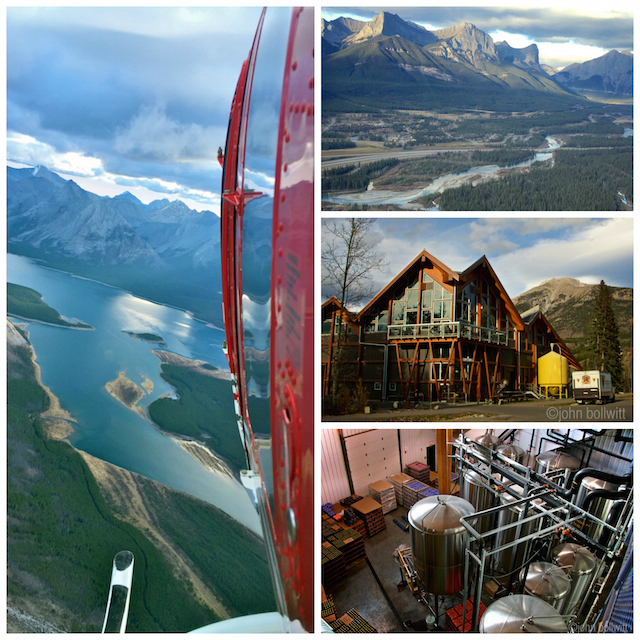 Canmore-Collage
