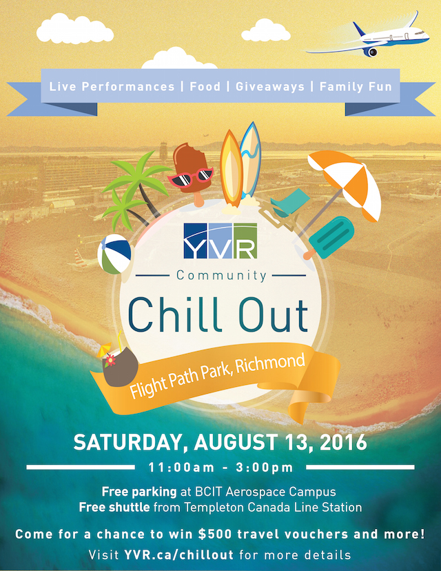 YVR Community Chill Out
