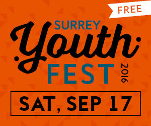 SurreyYouthFest2016