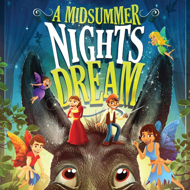 Monster Theatre Presents A Midsummer Night's Dream ...
