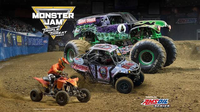 Monster Jam in Vancouver