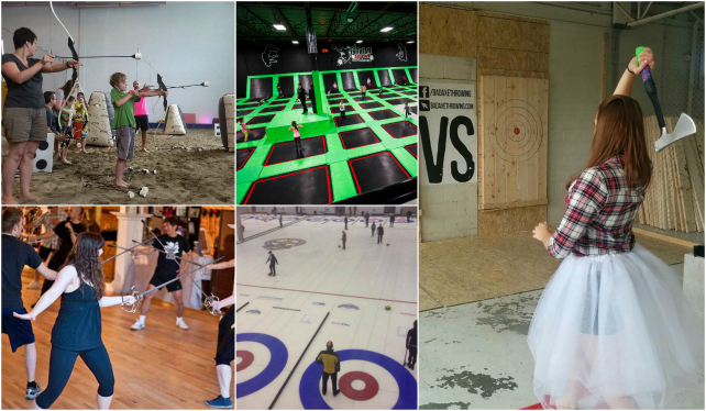 5 Unconventional Ways to Play in Vancouver