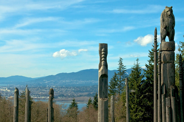 Playground of the Gods on Burnaby Mountain » Vancouver ...