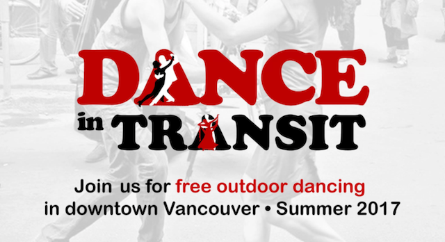 Dance in Transit: Free Outdoor Dancing Events in Vancouver This Summer