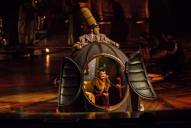 Cirque du Soleil KURIOS – Cabinet of Curiosities