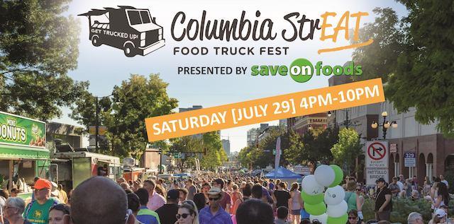 Columbia StrEAT Food Truck Fest