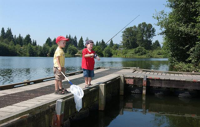 Coquitlam Fishing Guide