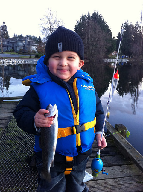 Coquitlam Fishing Lakes