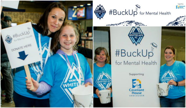 #BuckUp for Mental Health