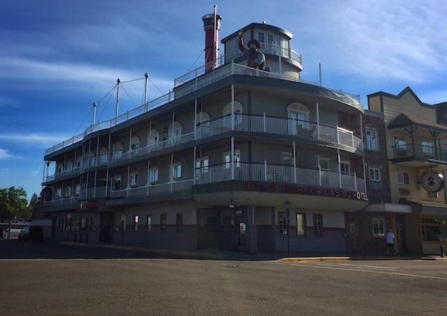 Billy Barker Hotel