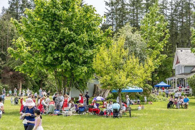 Dominion Days Festival at Historic Stewart Farm