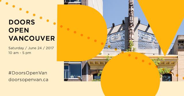 Doors Open Vancouver