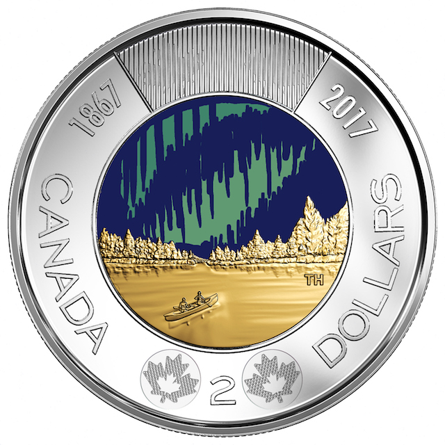 New Glow-in-the-Dark Toonie