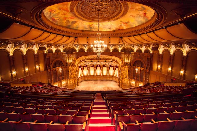 Self-Guided Tours of the Orpheum in Vancouver