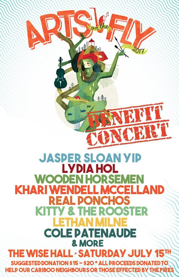 Arts on the Fly Benefit Concert