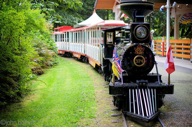 Stanley Park Urban Forest Train